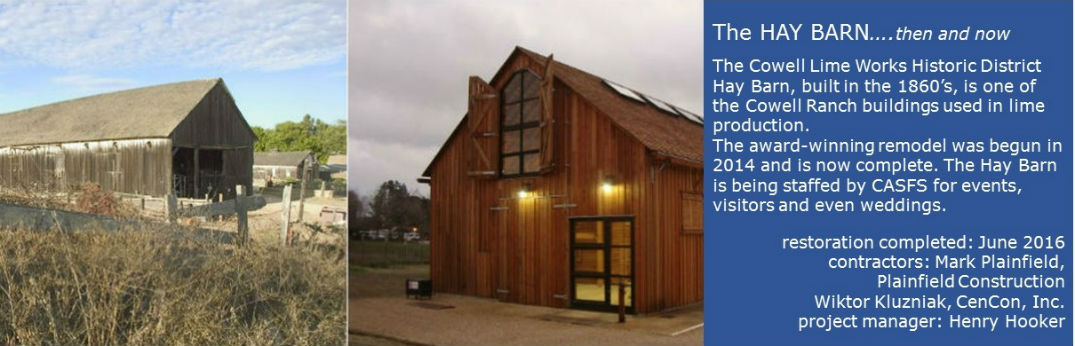 Remodeled Hay Barn